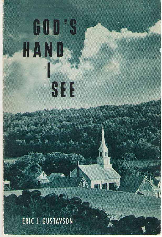 Image for God's Hand I See Vacation Meditations