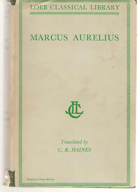 Image for Marcus Aurelius