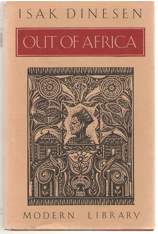 Image for Out Of Africa