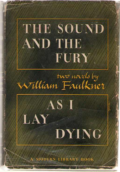 Image for The Sound and the Fury & As I Lay Dying