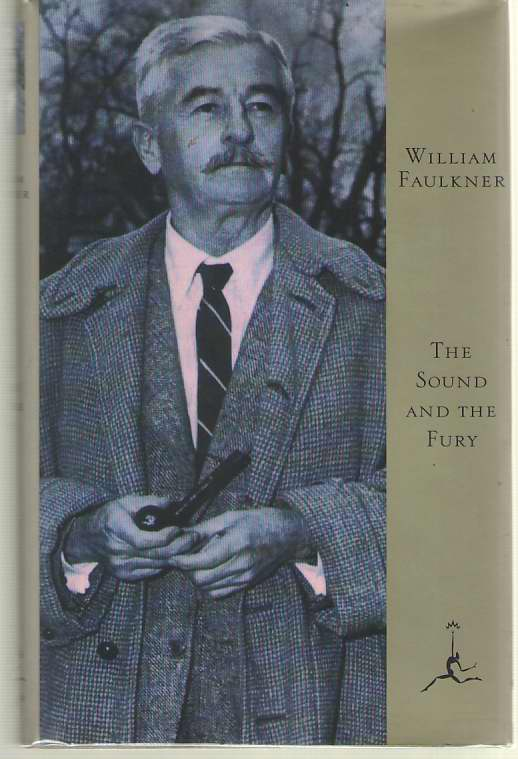 Image for The Sound and the Fury  The Corrected Text with Faulkner's Appendix