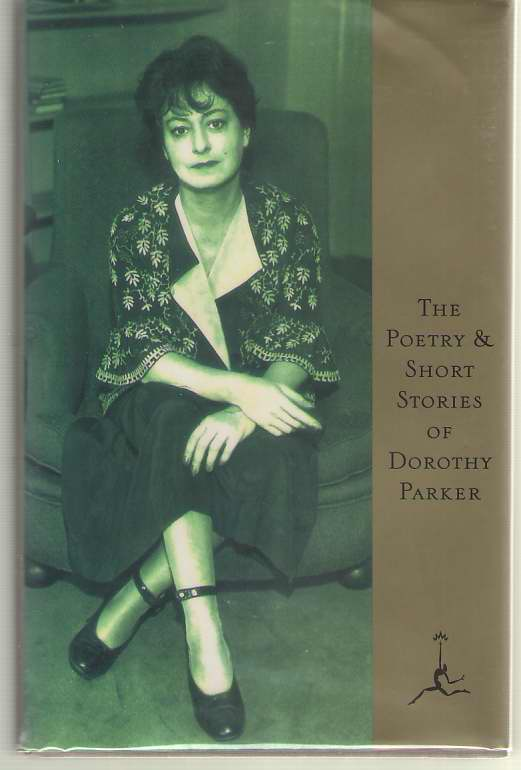 Image for The Poetry and Short Stories of Dorothy Parker