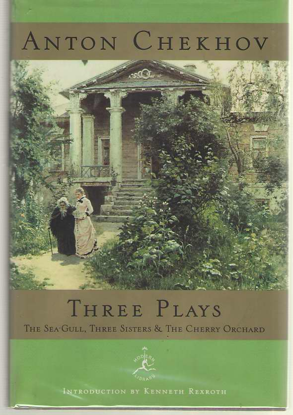 Image for Three Plays The Sea-Gull, Three Sisters & the Cherry Orchard