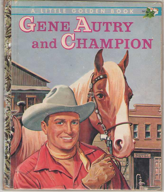 Image for Gene Autry and Champion