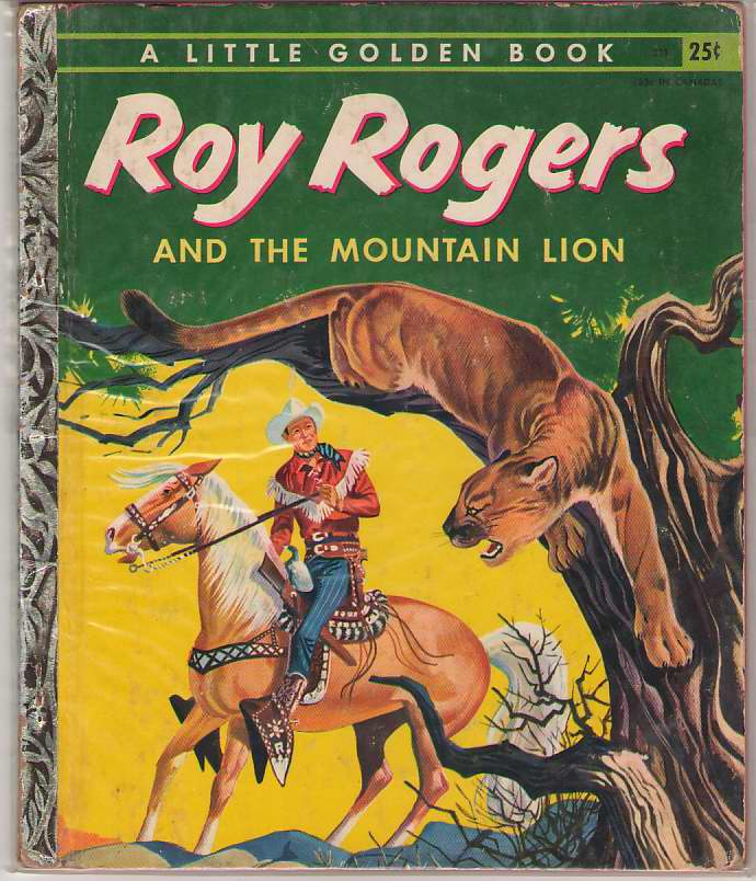 Image for Roy Rogers and the Mountain Lion