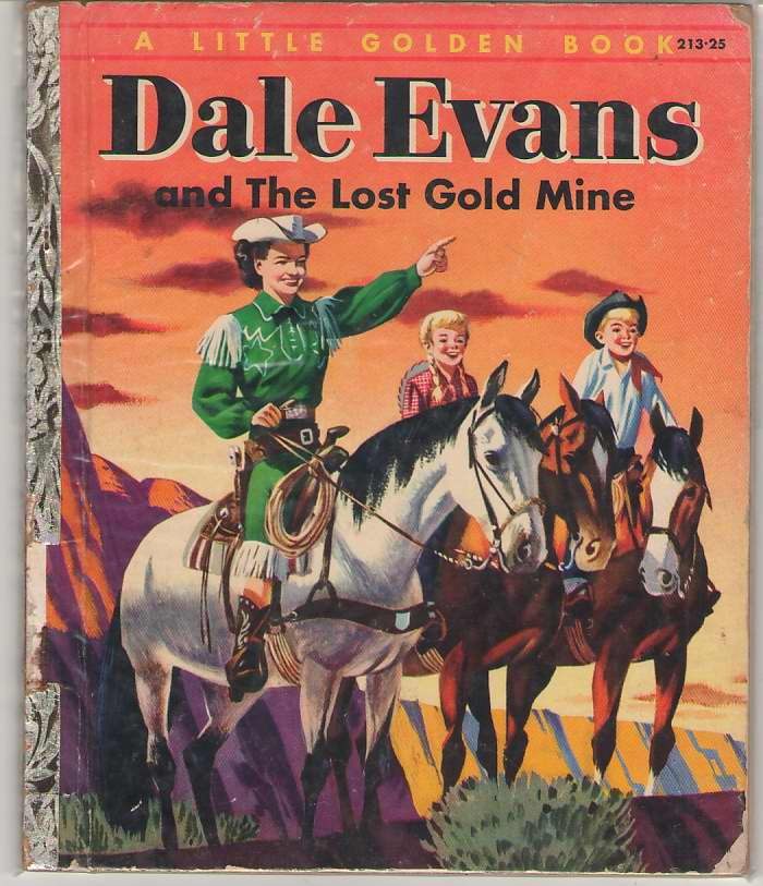 Image for Dale Evans and the Lost Gold Mine