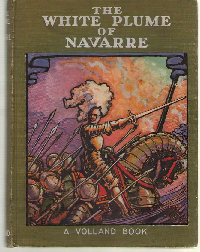 Image for The White Plume of Navarre