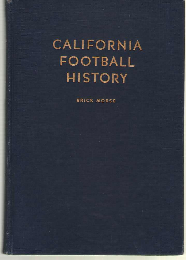 Image for California Football History