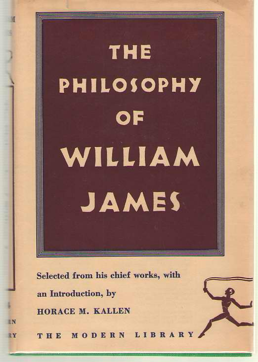 Image for The Philosphy Of William James