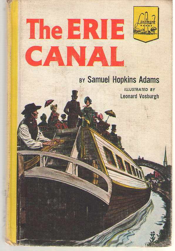 Image for The Erie Canal