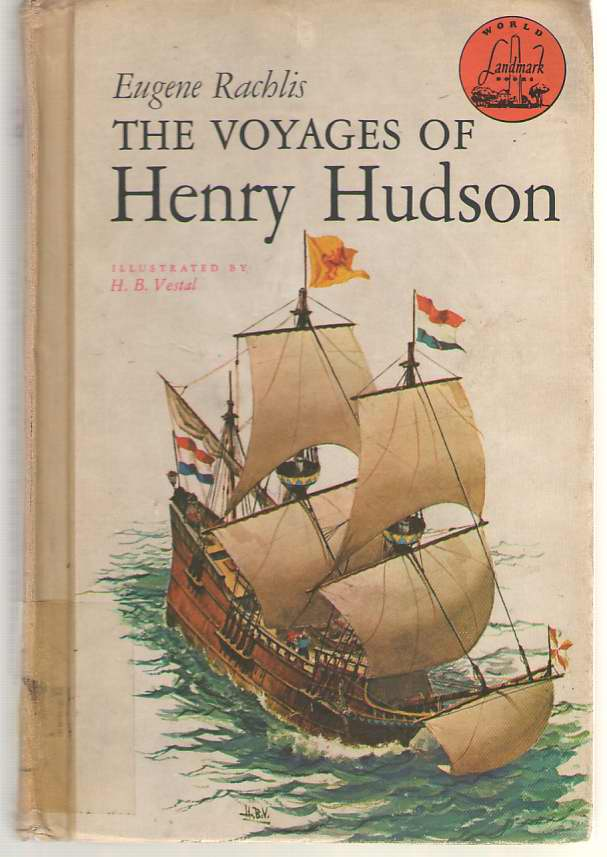 Image for The Voyages Of Henry Hudson