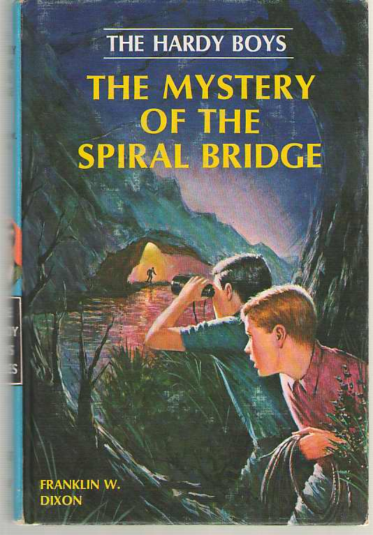 Image for The Mystery Of The Spiral Bridge