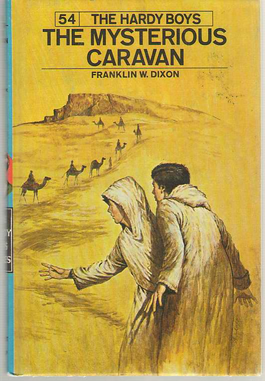 Image for The Mysterious Caravan