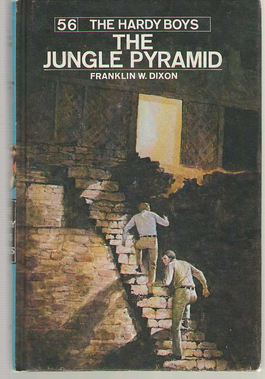 Image for The Jungle Pyramid