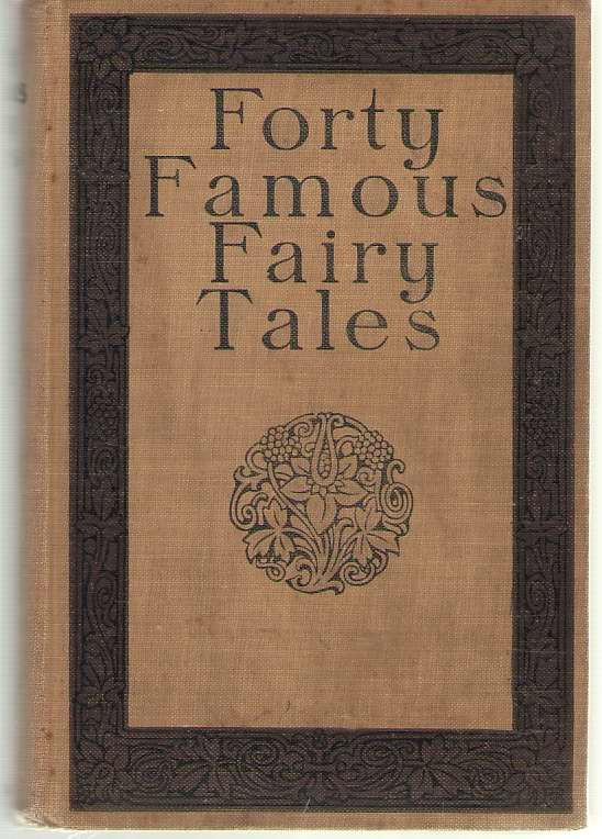 Image for Forty Famous Fairy Tales