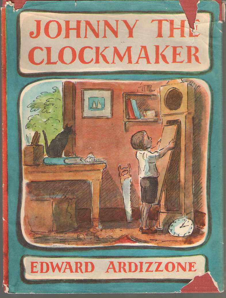 Image for Johnny the Clockmaker