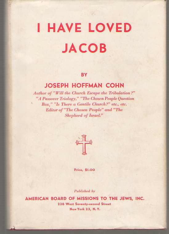 Image for I Have Loved Jacob