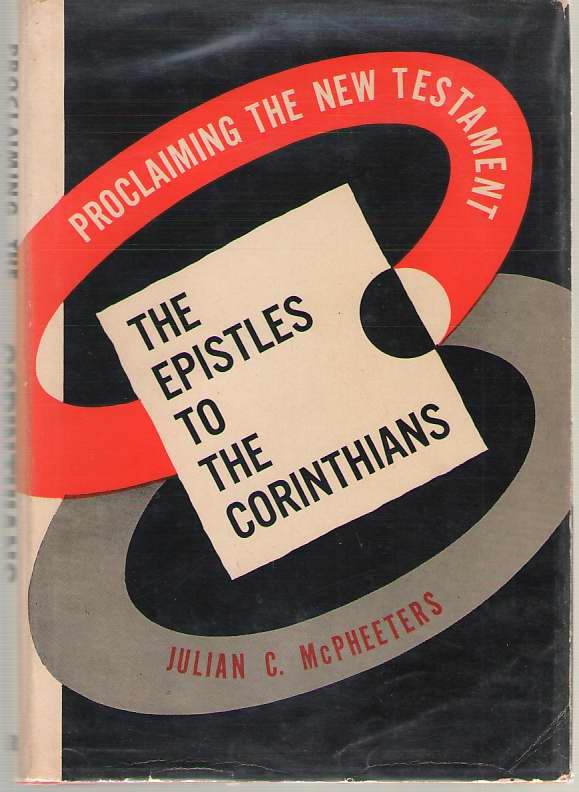 Image for The Epistles To The Corinthians