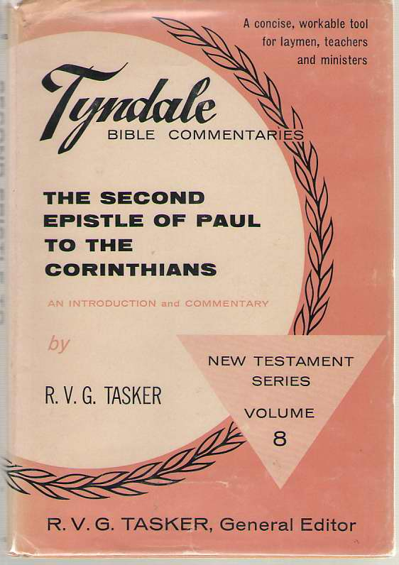 Image for The Second Epistle of Paul to the Corinthians,  An Introduction and Commentary