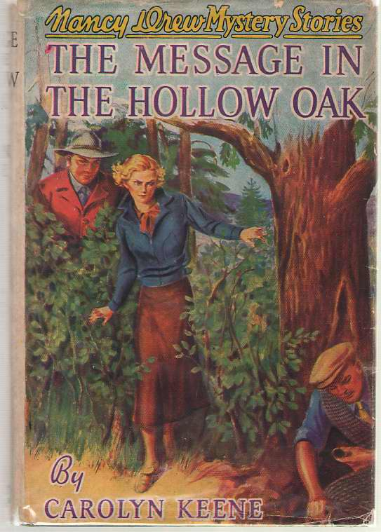 Image for The Message in the Hollow Oak