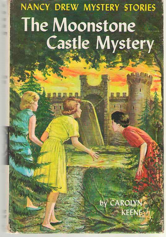Image for The Moonstone Castle Mystery