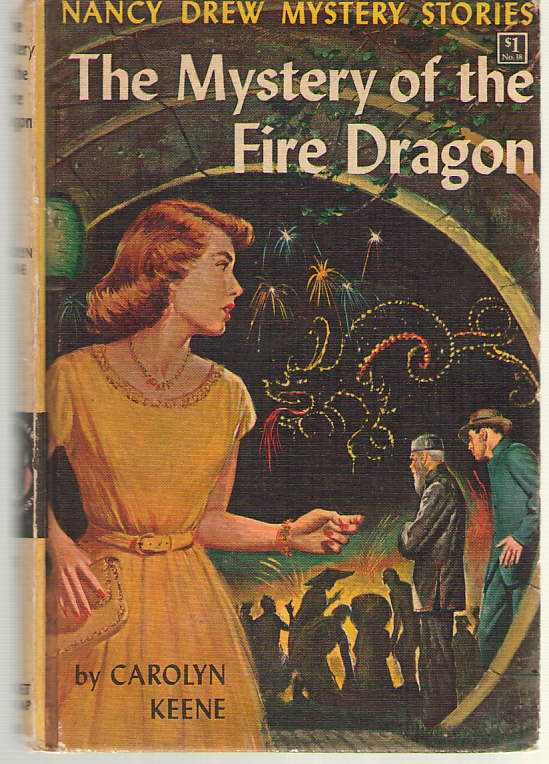 Image for The Mystery Of The Fire Dragon