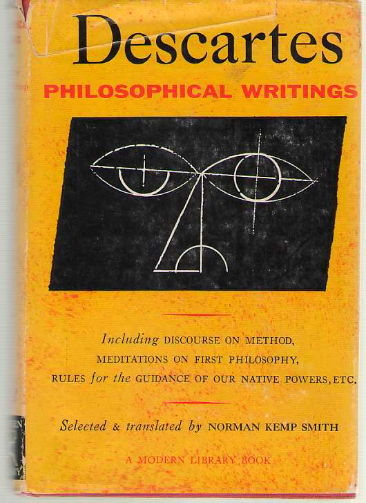 Image for Descartes Philosophical Writings