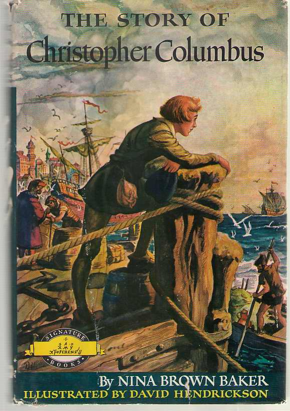 Image for The Story Of Christopher Columbus
