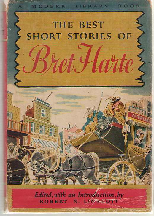 Image for The Best Short Stories Of Bret Harte