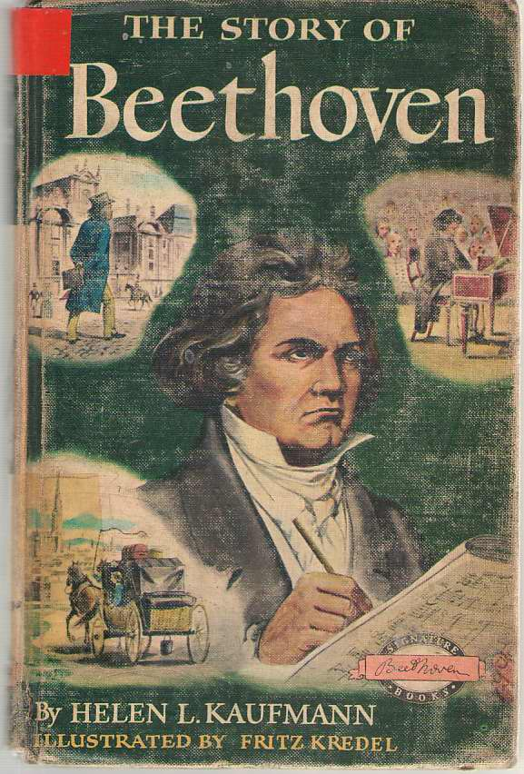 Image for The Story Of Beethoven