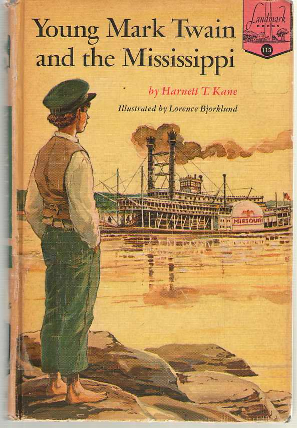 Image for Young Mark Twain And The Mississippi
