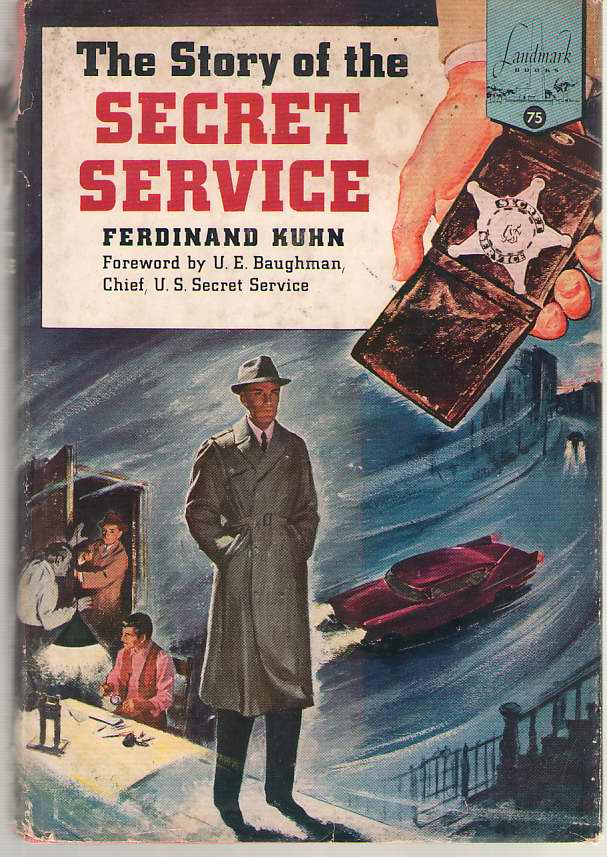 Image for The Story Of The Secret Service