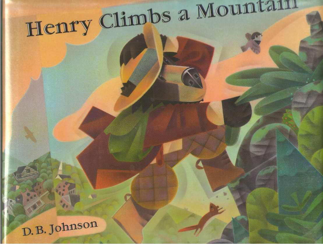 Image for Henry Climbs A Mountain