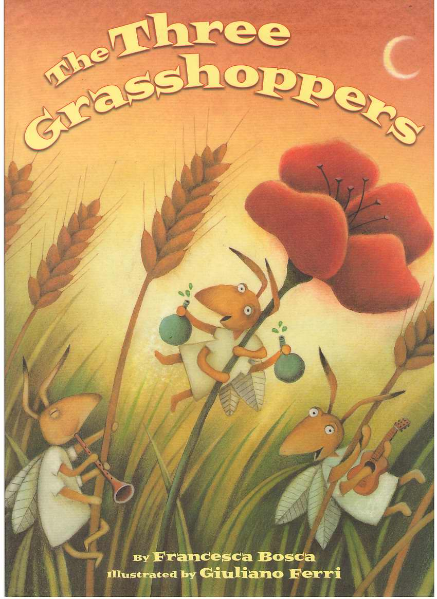 Image for The Three Grasshoppers