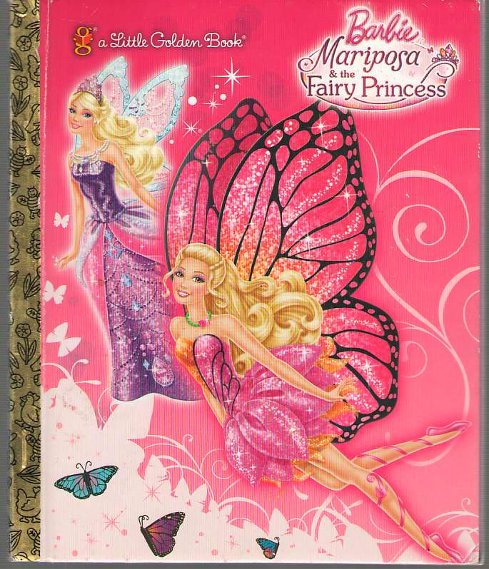 Image for Barbie - Mariposa And The Fairy Princess