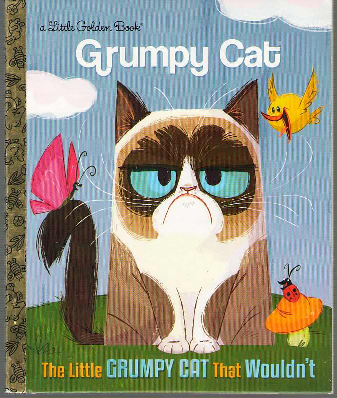 Image for The Little Grumpy Cat That Wouldn't