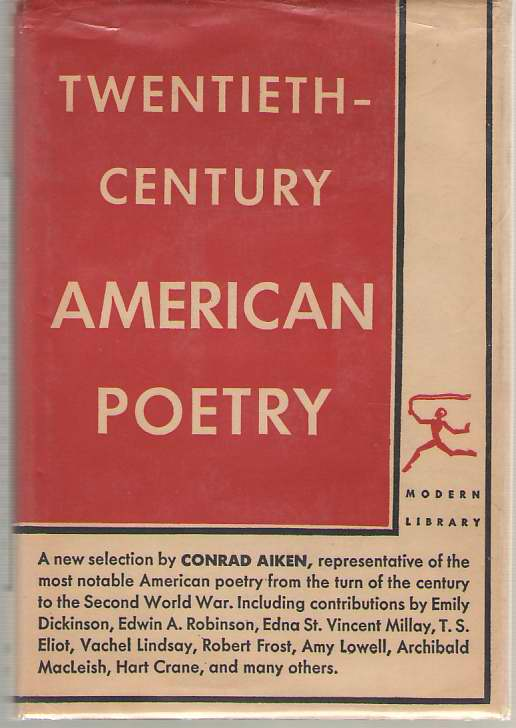 Image for Twentieth-century American Poetry