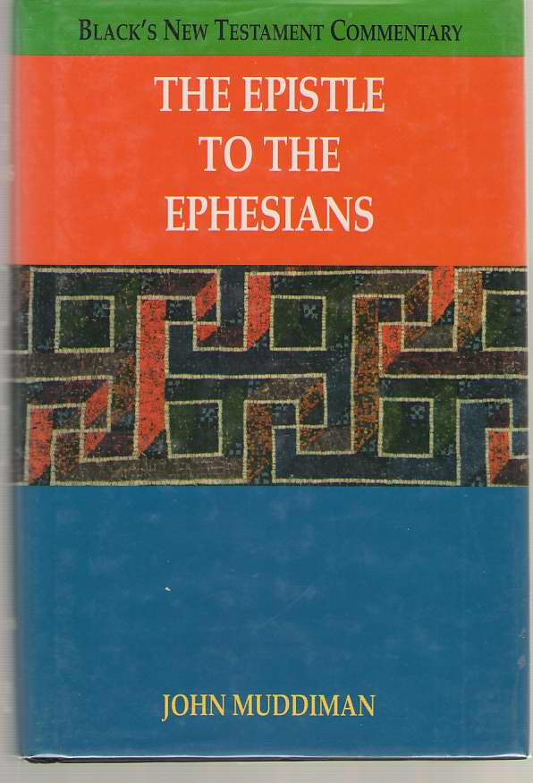 Image for The Epistle to the Ephesians