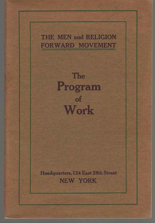 Image for The Program Of Work