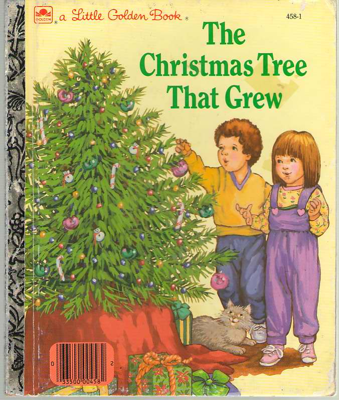 Image for The Christmas Tree That Grew
