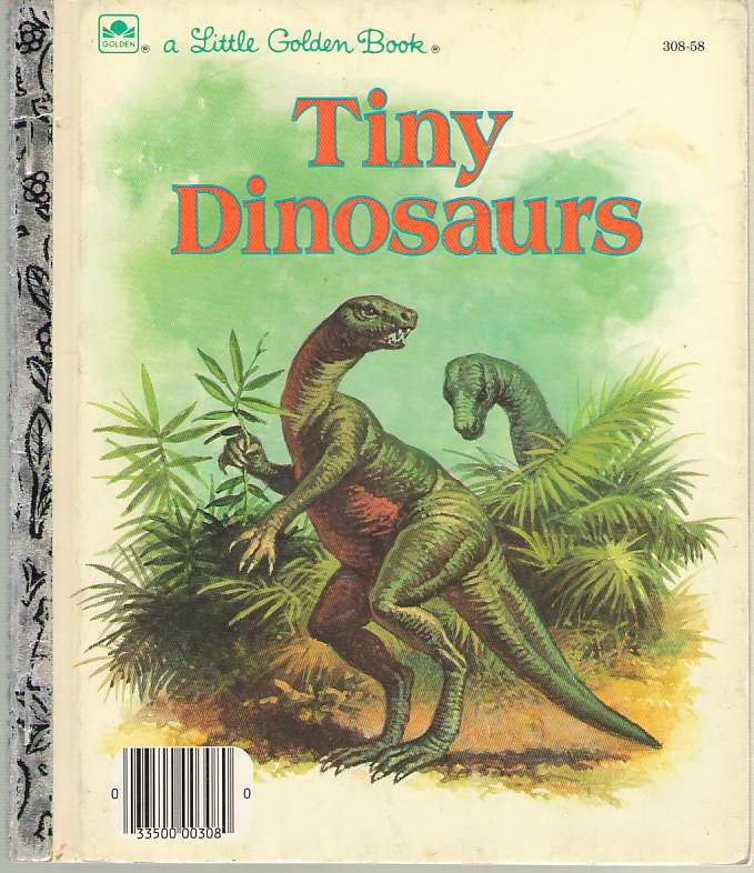Image for Tiny Dinosaurs