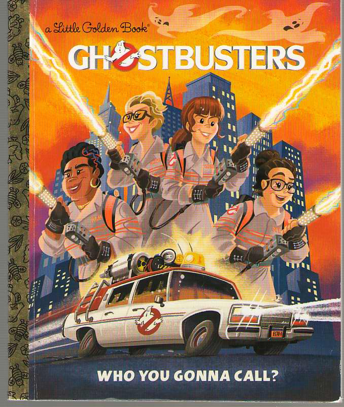 Image for Ghostbusters Who You Gonna Call