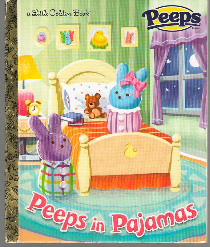 Image for Peeps In Pajamas