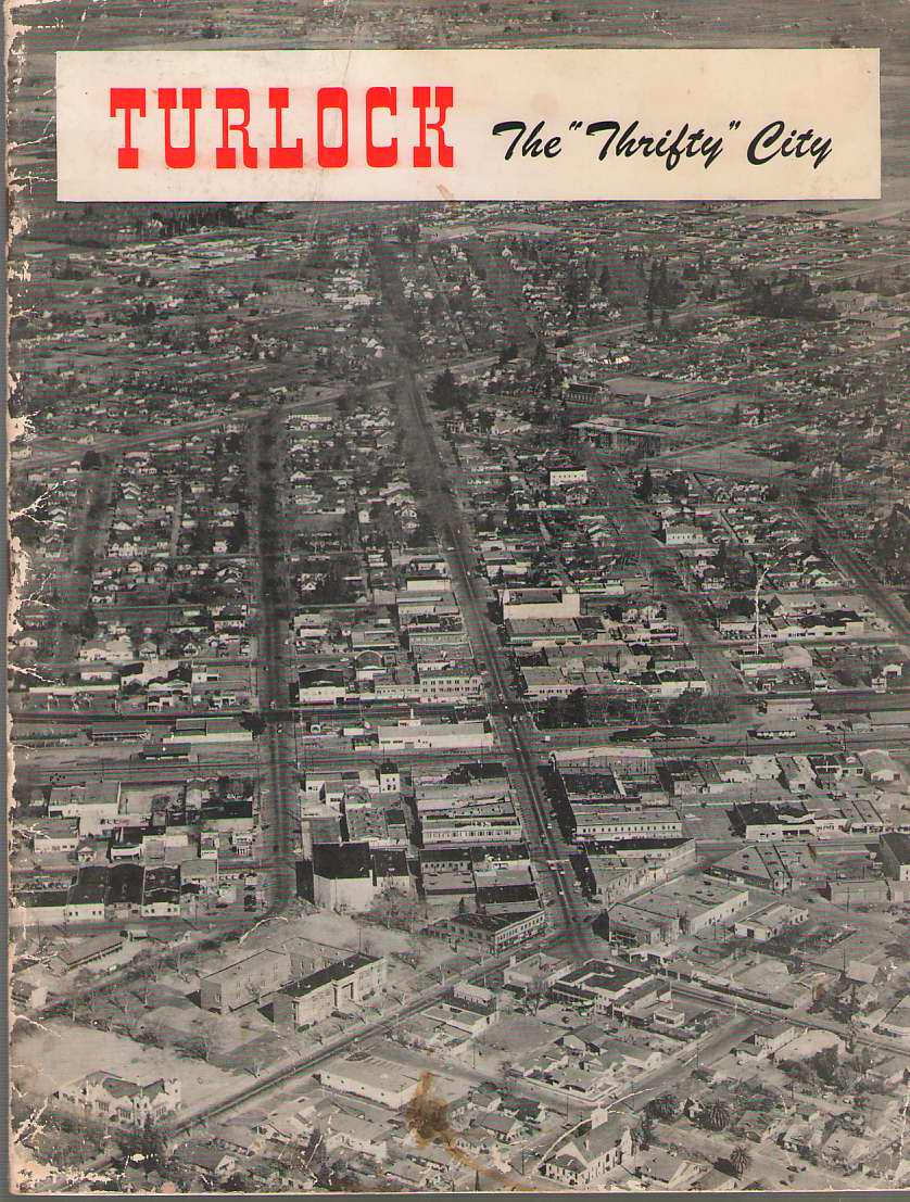 Image for Turlock - The Thrifty City