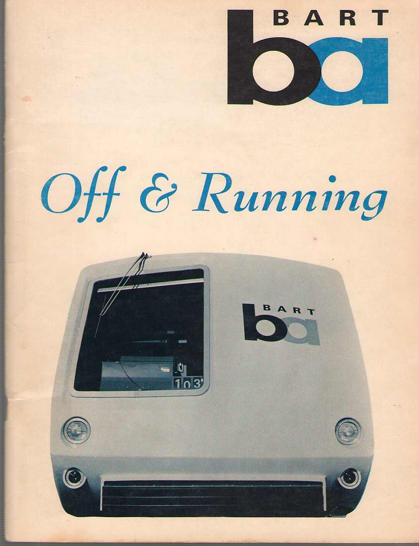 Image for Bart off & Running
