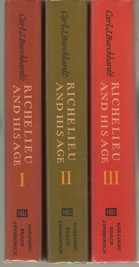 Image for His Rise to Power Vol.1; Assertion of Power and Cold War Vol. 2; Power Politics and the Cardinal's Death Vol. 3