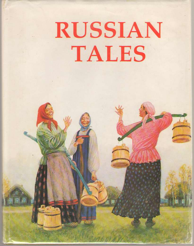 Image for Russian Tales The Tale of the Brother from the Steppes
