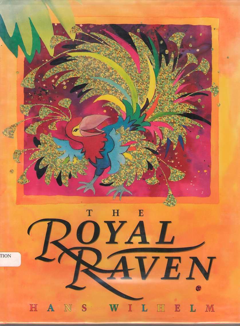 Image for The Royal Raven