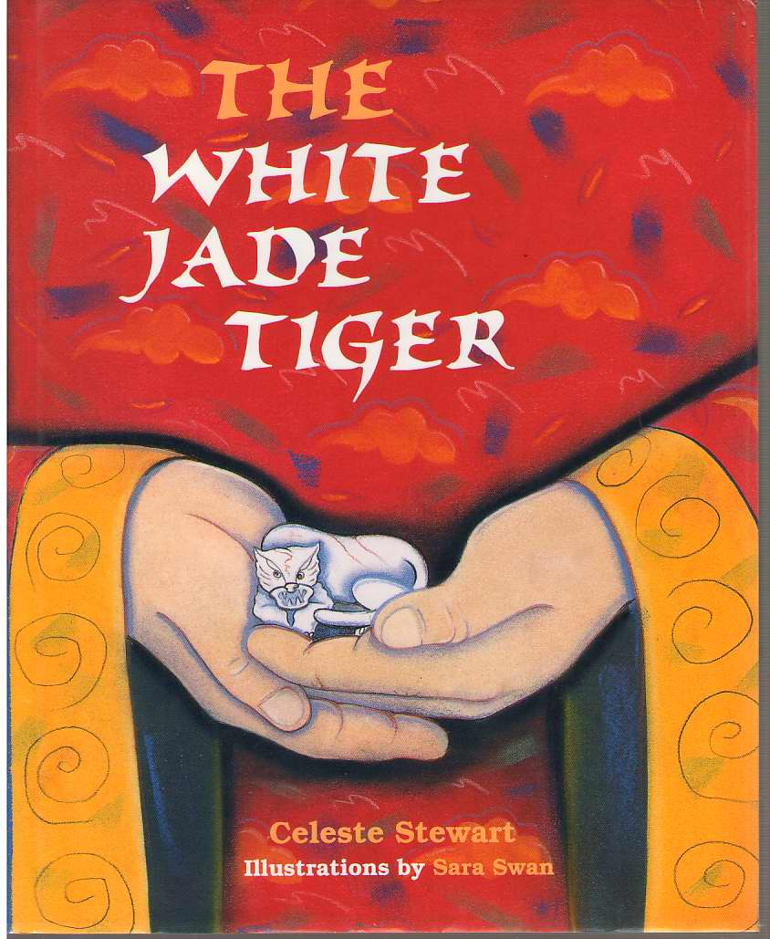 Image for The White Jade Tiger