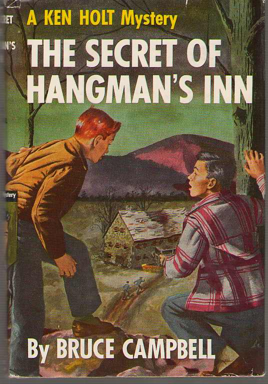 Image for The Secret Of Hangman's Inn